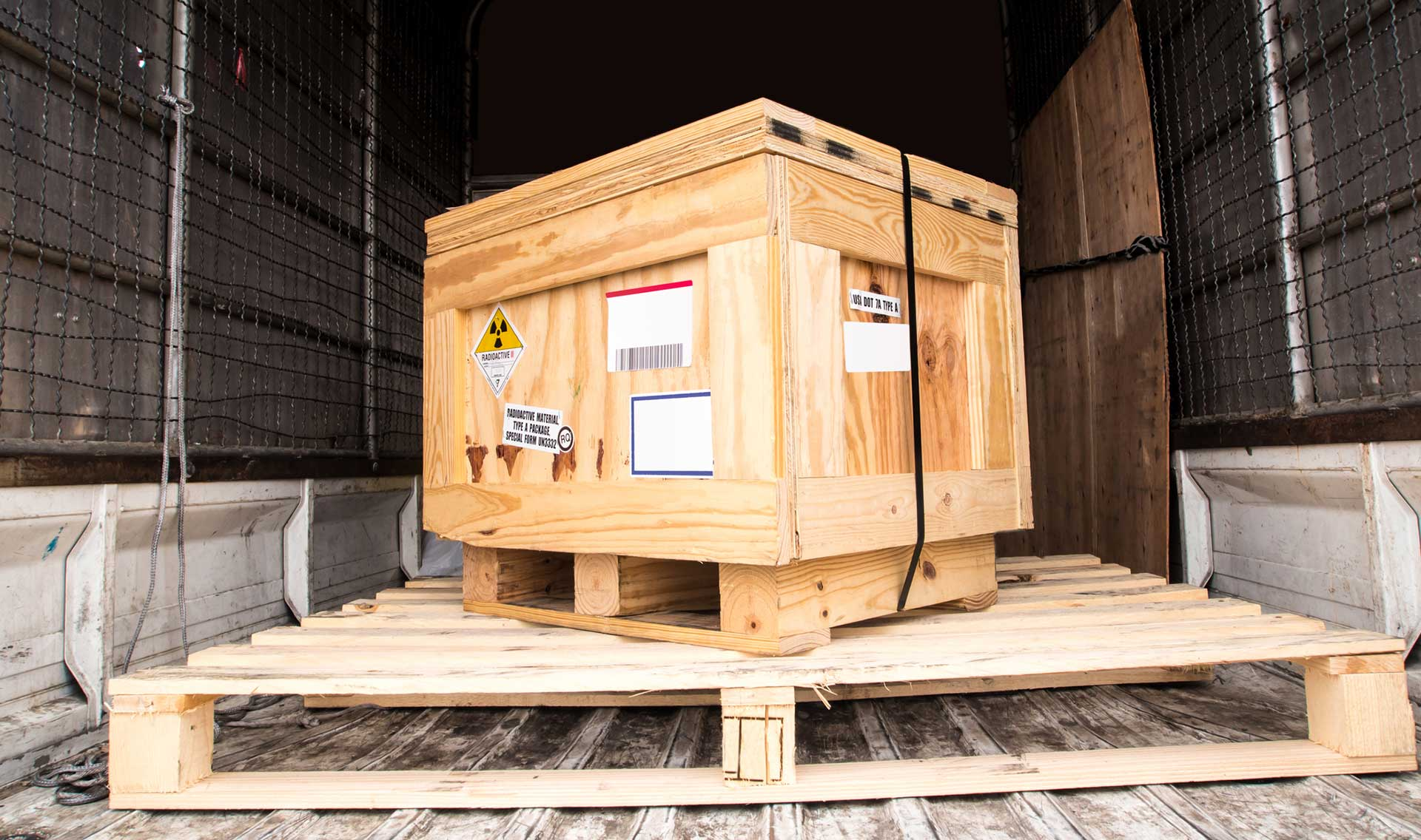 Cargo packaging services - BLF Solutions